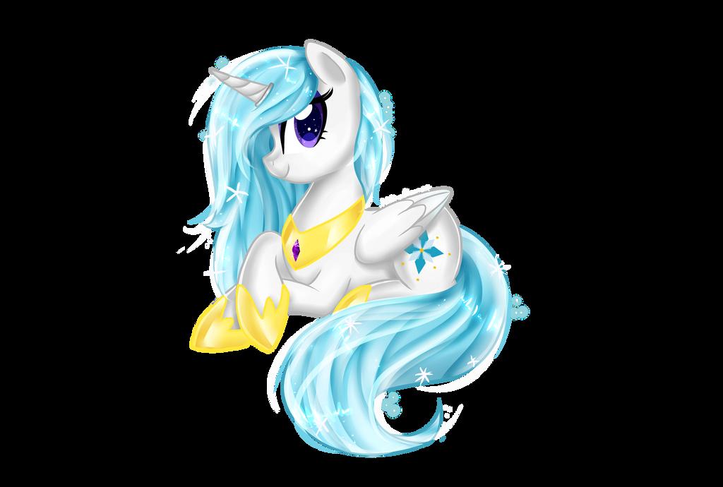 Princess Crystal Dreams by AlinaDreams00