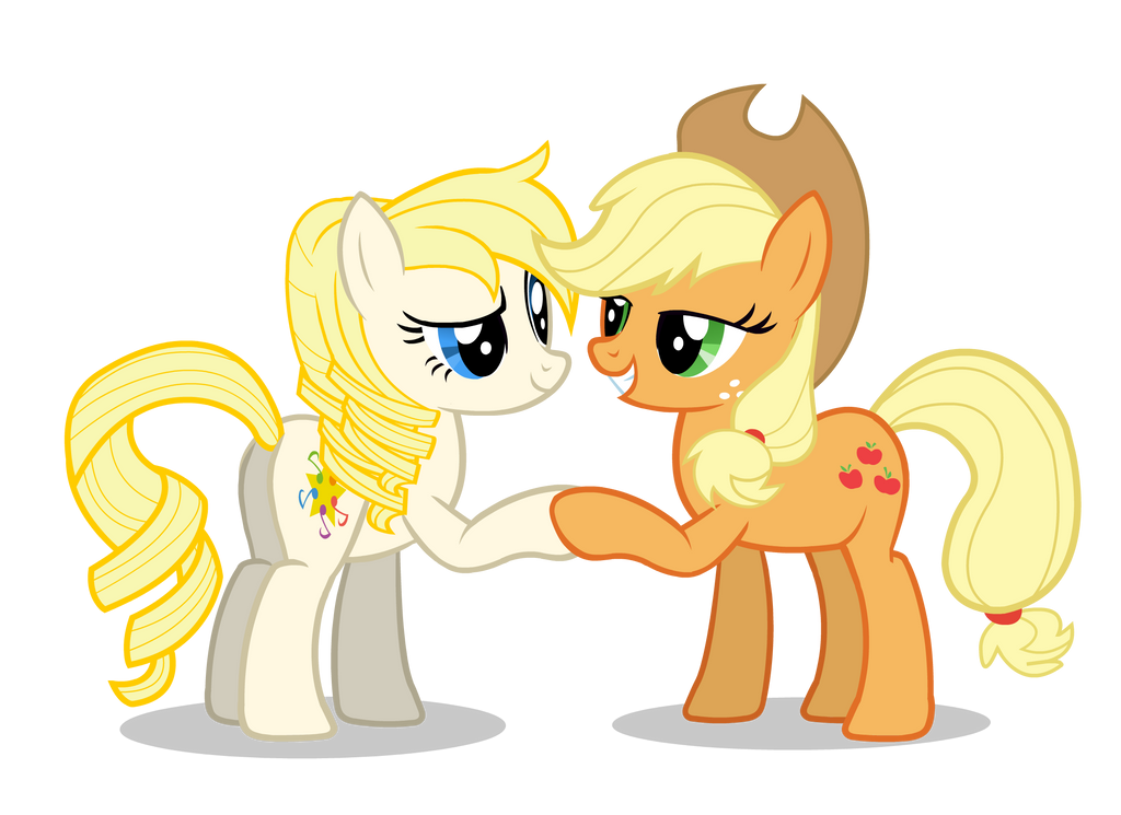 Old Friends by AlinaDreams00