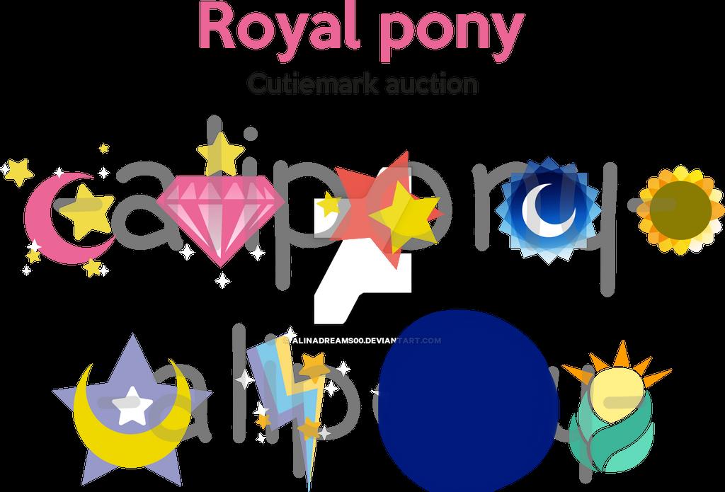 CutieMark Auction adoption by AlinaDreams00
