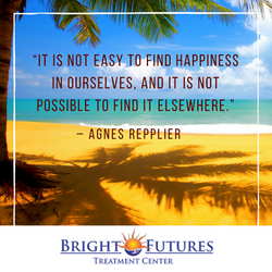 Agnes Repplier Bright Futures Recovery Quotes