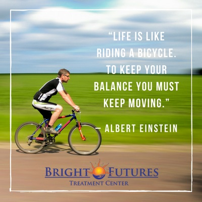 Albert Einstein Recovery Quotes Bright Futures by brightfuturesrehab