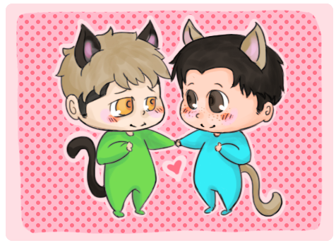 Jean Marco Cuties by fangirlregretsnothin