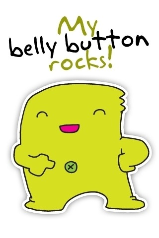 My Belly Button ROCKS by xXZombieCandyxX on DeviantArt