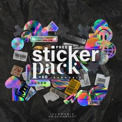 Isaphorie - Sticker pack 001