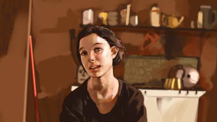 Film Study 1 by Nykd