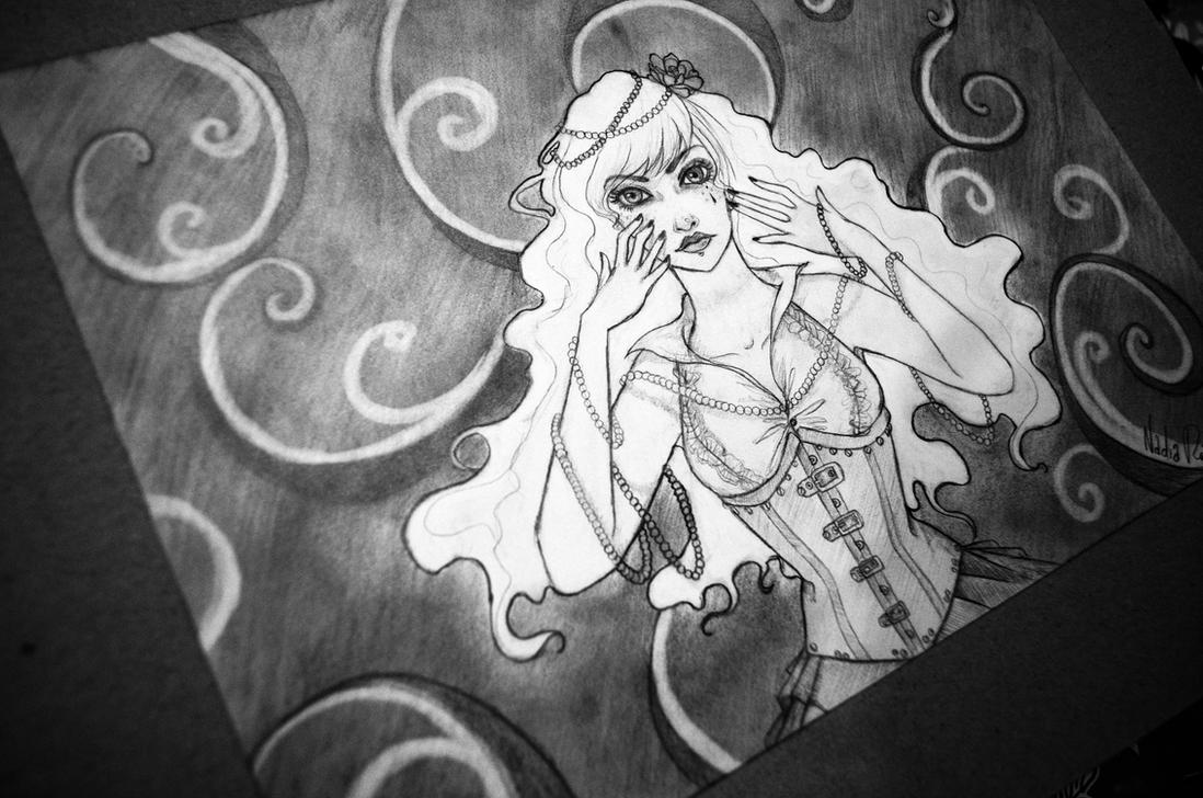 Dolly Girl by Morbidouce