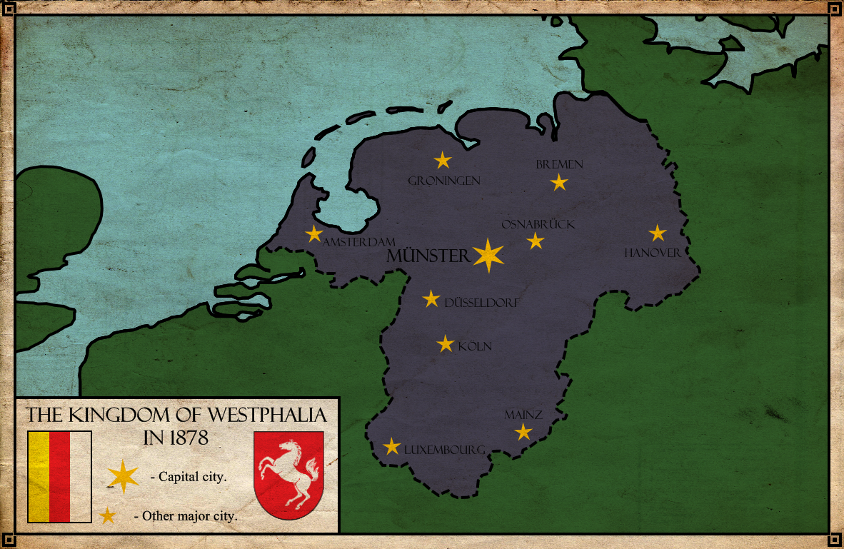 TL-442 Kingdom of Westphalia by Kurarun