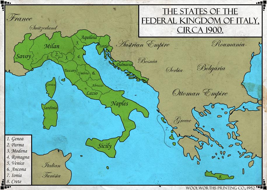 TL-442 Kingdom of Italy by Kurarun