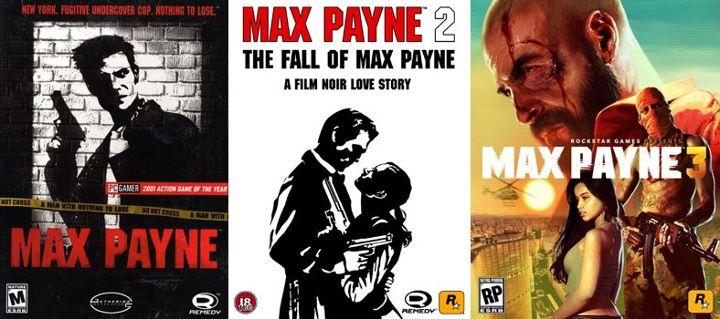 Max Payne Trilogy Скачать Торрент img-1