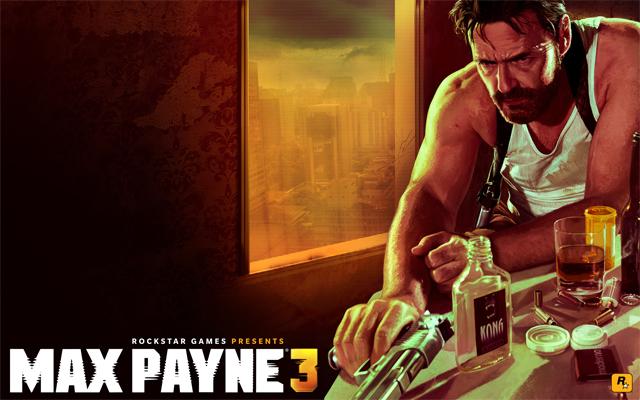 Max Payne 3 Original Artwork By Solidpaynerada On Deviantart