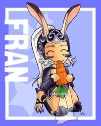 Chibi Series: Fran by jurijuri