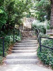 This Is A Stairway by kamais