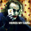 Heres My Card