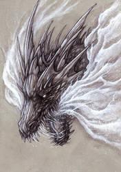 Silbernebel-Bestie by Psychocereals
