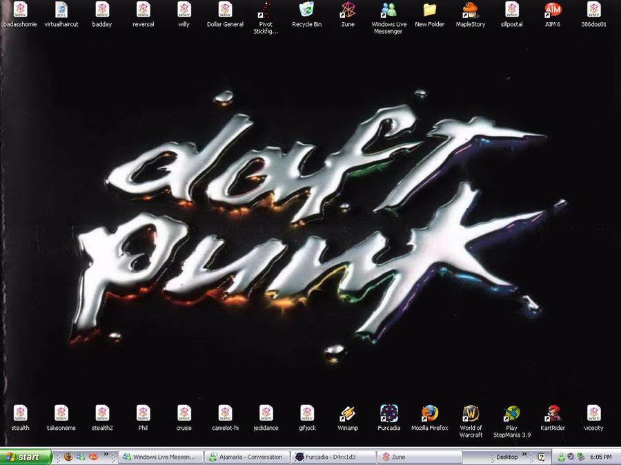 Daft Punk Discovery SS by ytilanigiro on DeviantArt