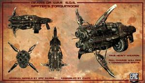 Gears of War Torqueboom