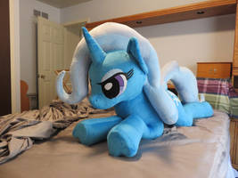 Lifesized Trixie -1- by AkiaCreations