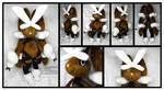 Mega Lopunny Custom Plush Commission