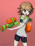 [Commission] Chihiro Inkling Cosplay