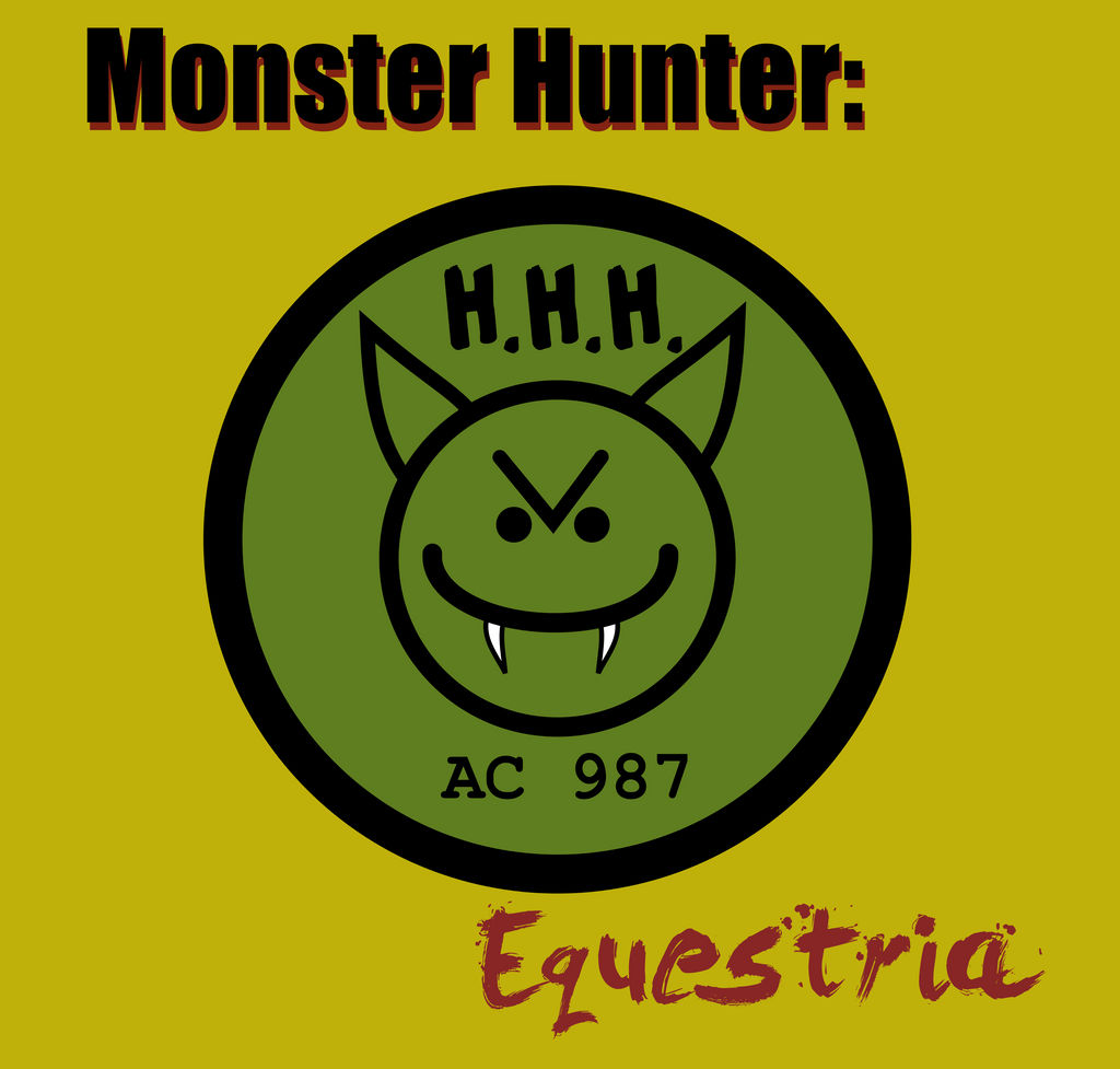 Monster Hunter: Equestria Cover Art