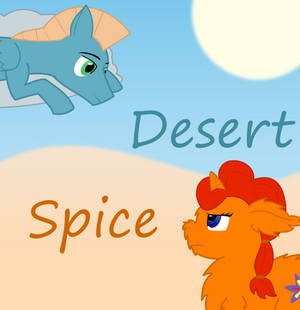 Updated Desert Spice Cover Art