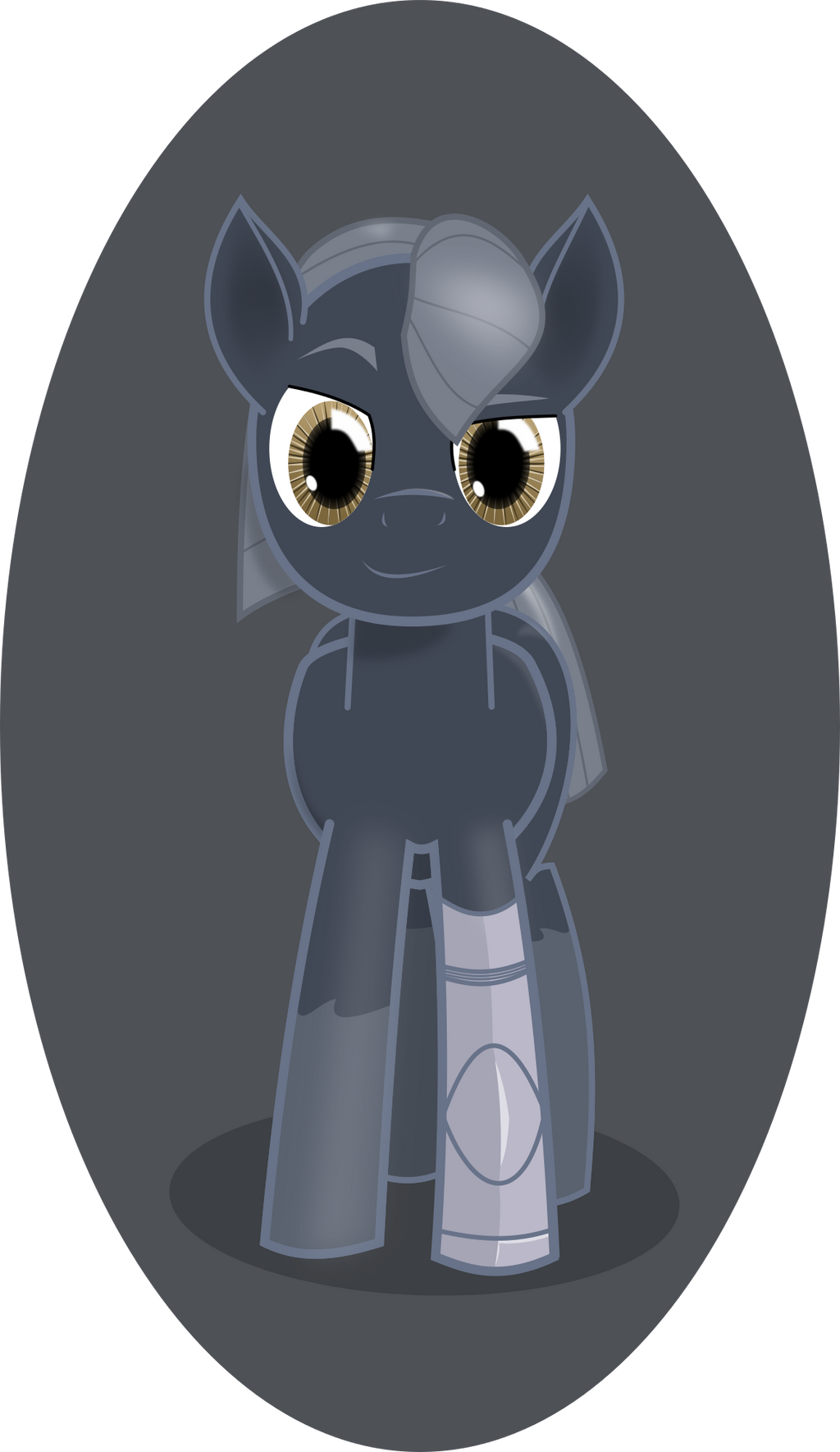 Steely Hoof (Monster Hunter: Equestria)