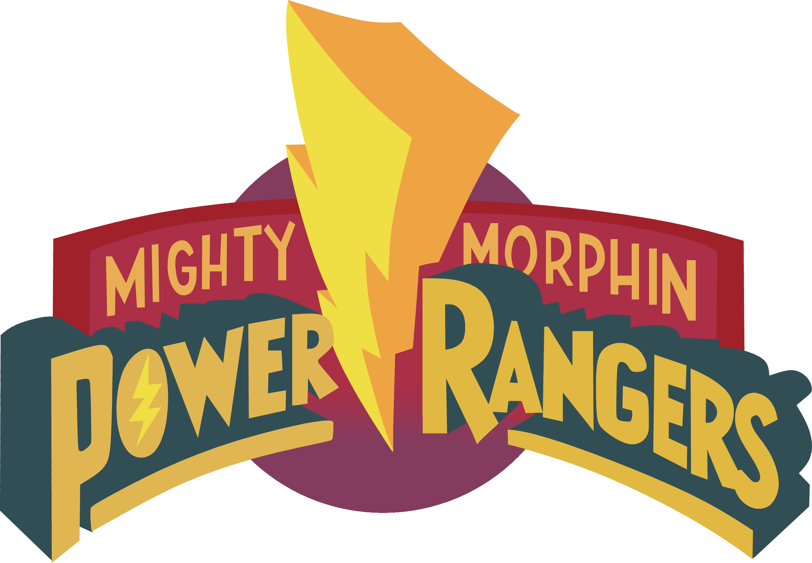 HQ: Mighty Morphin Vector Logo by Professor-J on DeviantArt
