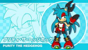 Purity the Hedgehog