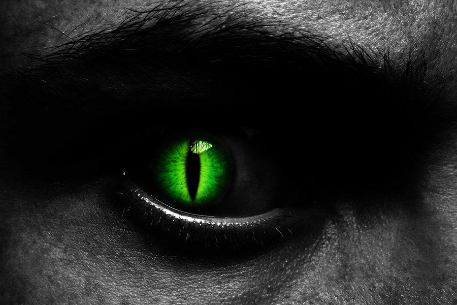 Slit Eyes