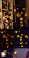 Tangled: Lantern Lamp