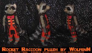 GotG: Rocket Raccoon Plush