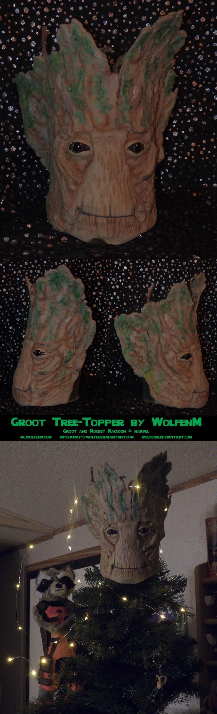 GotG: Groot Tree-topper