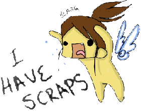 IHaveScraps by theanimejump