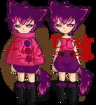 Custom Kenomimi - Cheshire Girl