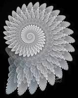 Spiral Snowflake