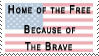 Home of the Free by Fractoid