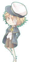 Vocaloid : Chibi Oliver
