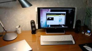 my desktop by FloWater