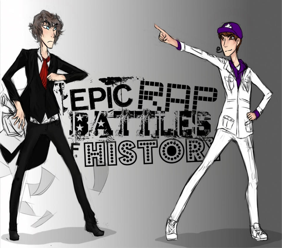 epic rap battles of history by almostmyself on deviantart