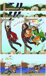 Achievement Hunter Assassins: Parkour by AlmostMyself