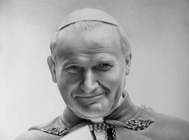 John Paul II by zetcom