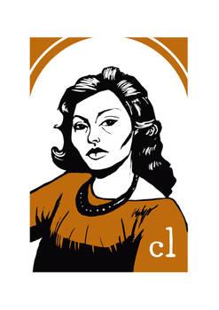 Clarice Lispector poster