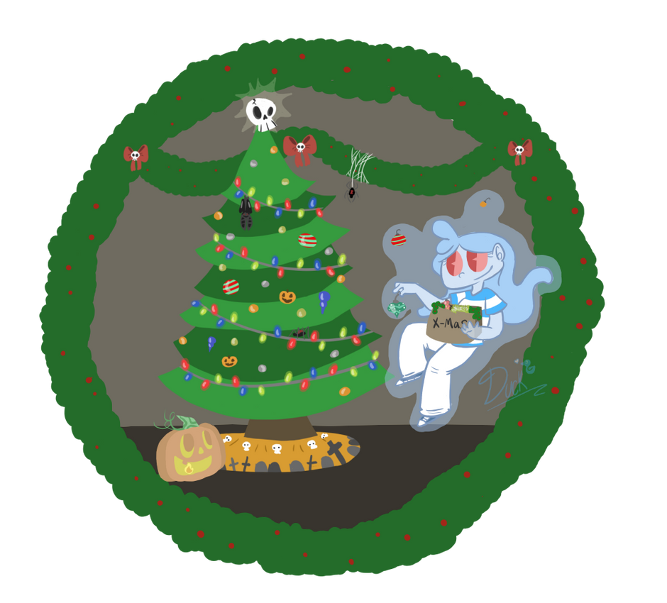 Ugg have a Christmas thing by DuckxDuck on DeviantArt