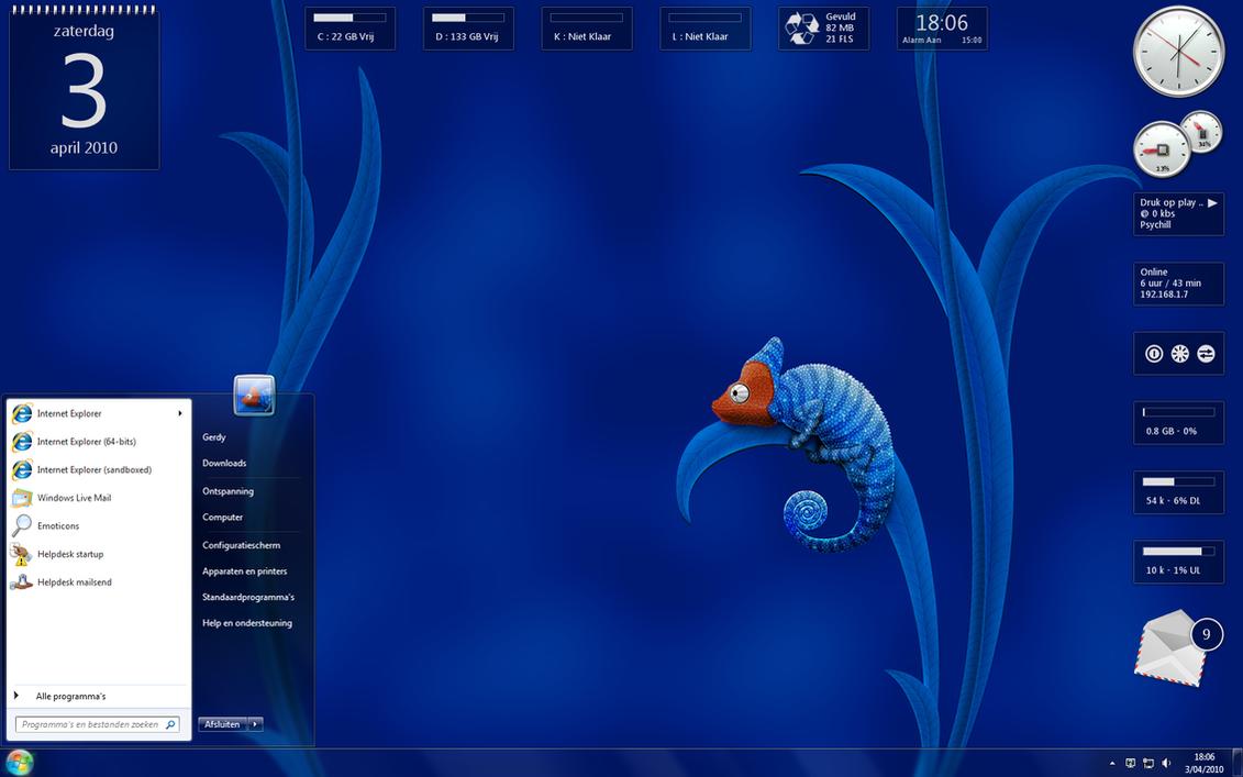 Apr 2010 Desktop by gersma