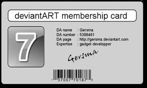 gersma deviant ID by gersma