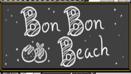 Animated Short- Bon Bon Beach Preview by Saribrum