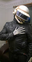 Daft Punk Halloween Costume 2014 by SavantGuarde