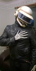 Daft Punk Halloween Costume 2014
