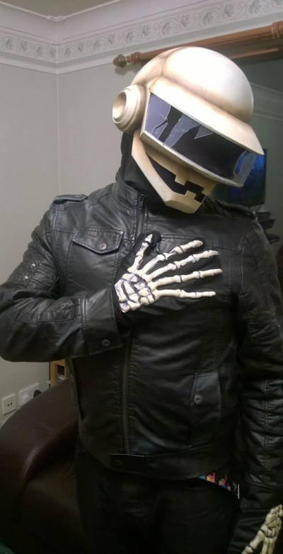 Daft Punk Halloween Costume 2014 by SavantGuarde