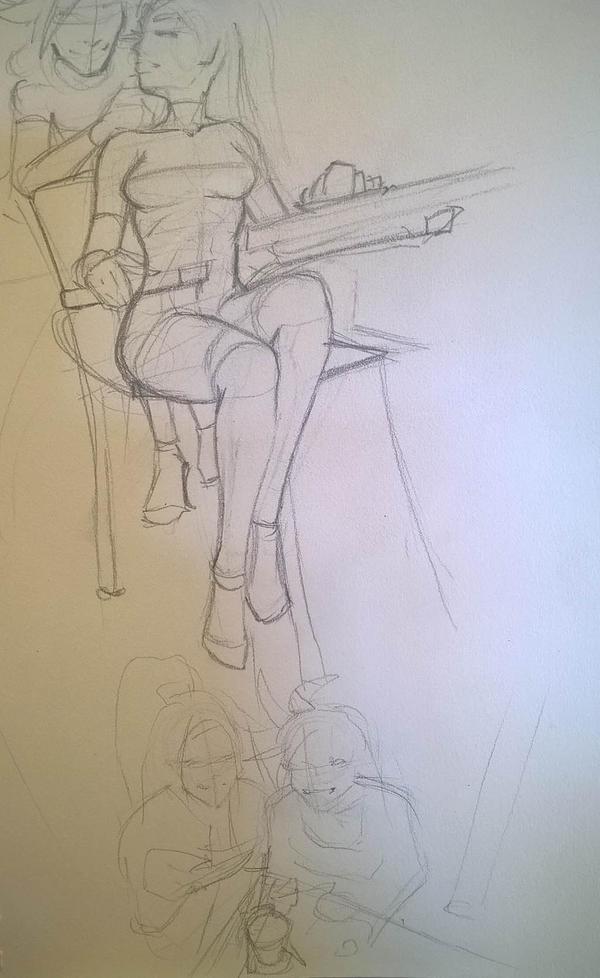 sketchApril dump by SavantGuarde
